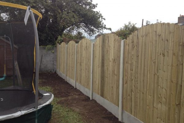 Fencing and Brickwork Cork