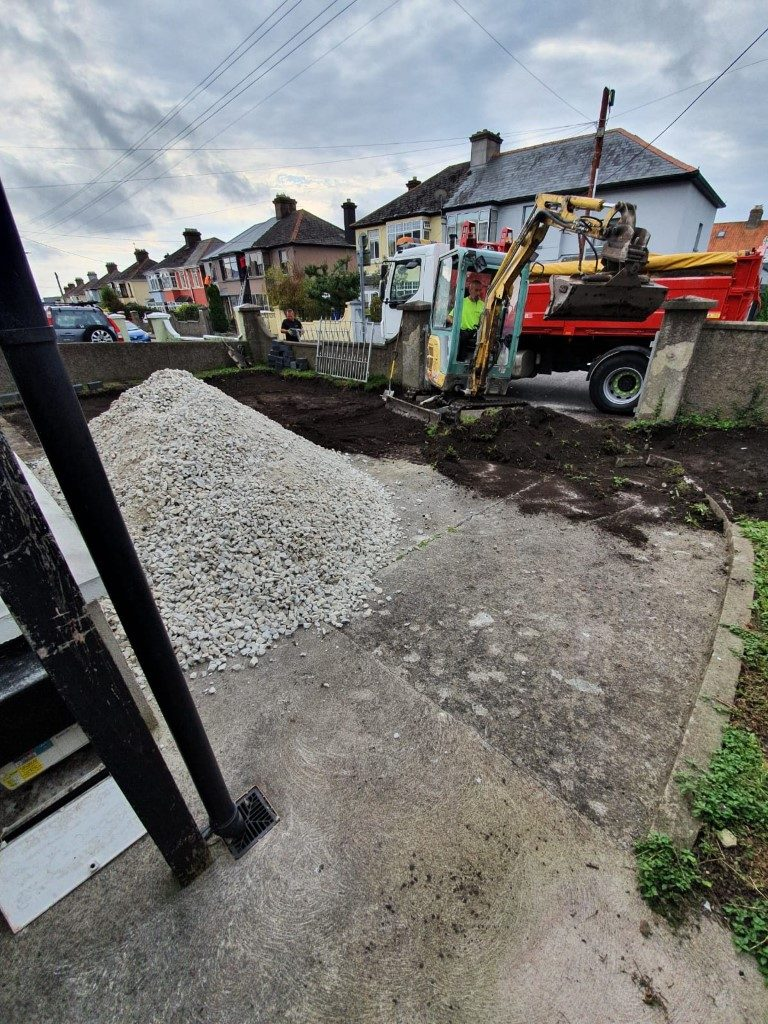 Examples of SMA Tarmac Driveways in Cork City