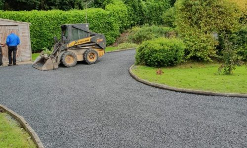 Examples of Tar and Chip Resurfacing Services in Mallow, Co. Cork