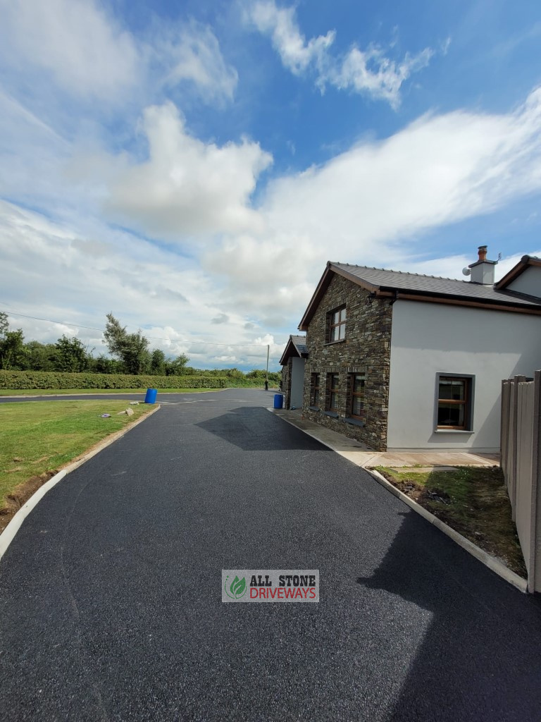 Large Asphalt Driveway in East Cork
