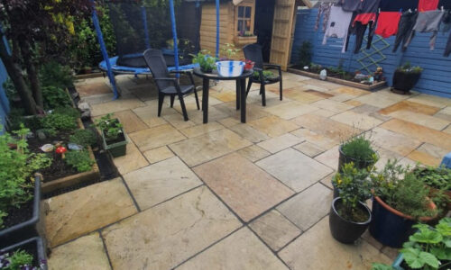 Patio Maintenance in Carrigtohill, Co. Cork