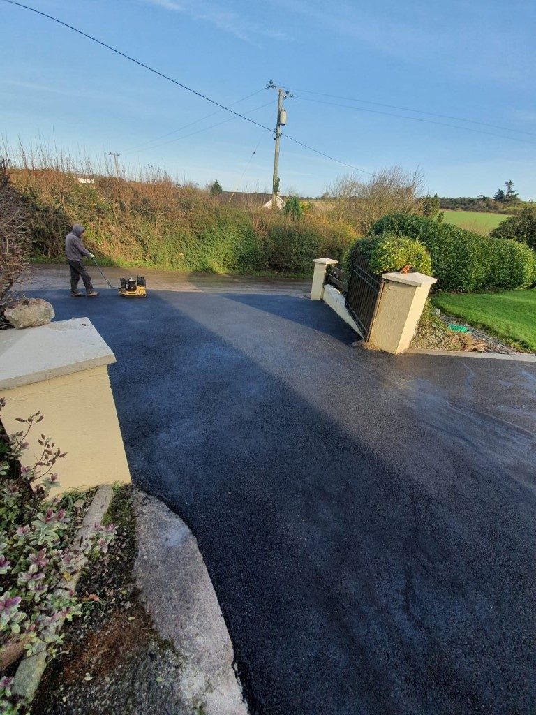 SMA Driveway in East Cork
