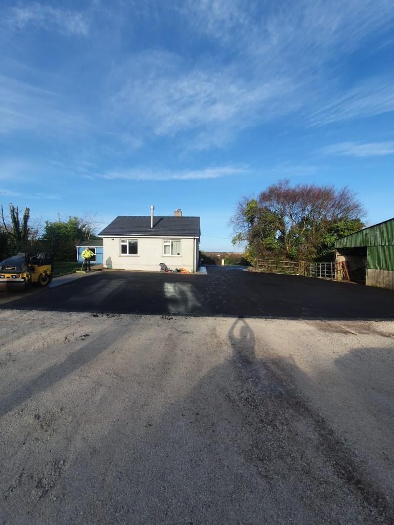 SMA Driveway in East Cork