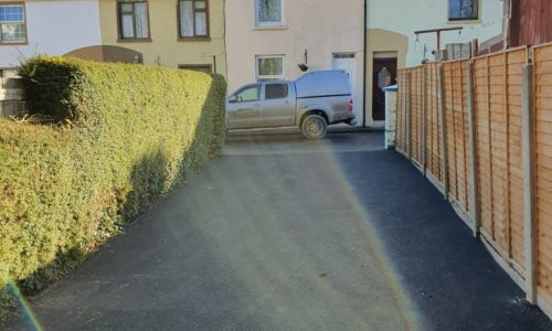 SMA Driveway in Middleton, East Cork