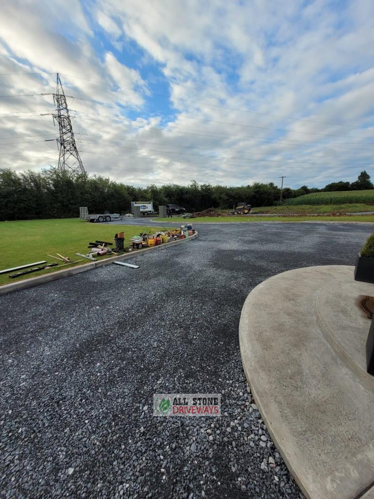 SMA Driveway in Rochestown, Cork