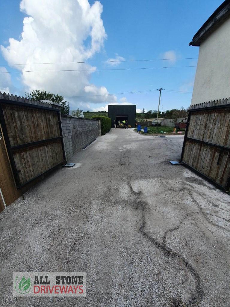 Stone Mastic Asphalt Driveway Installation in East Cork