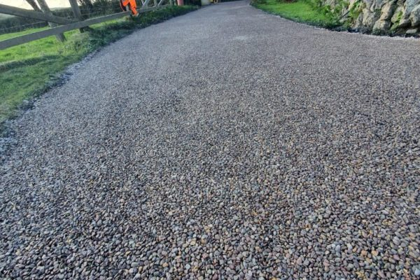 Tar and Chip Driveway in Cobh, Cork