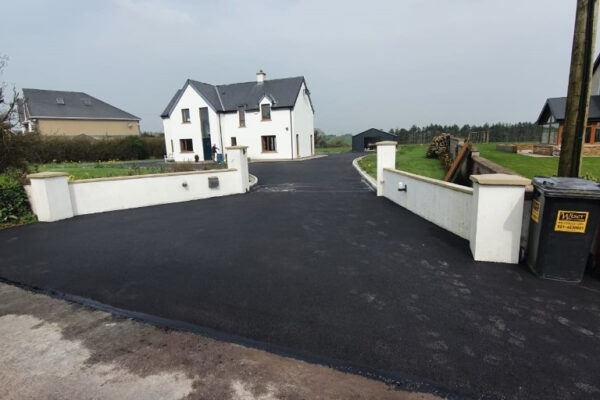 Tarmac Driveway with New Kerbing and Drainage in Grenagh, Co. Cork