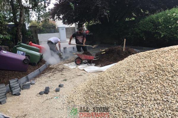 Gravel Driveway Installation in Cork City