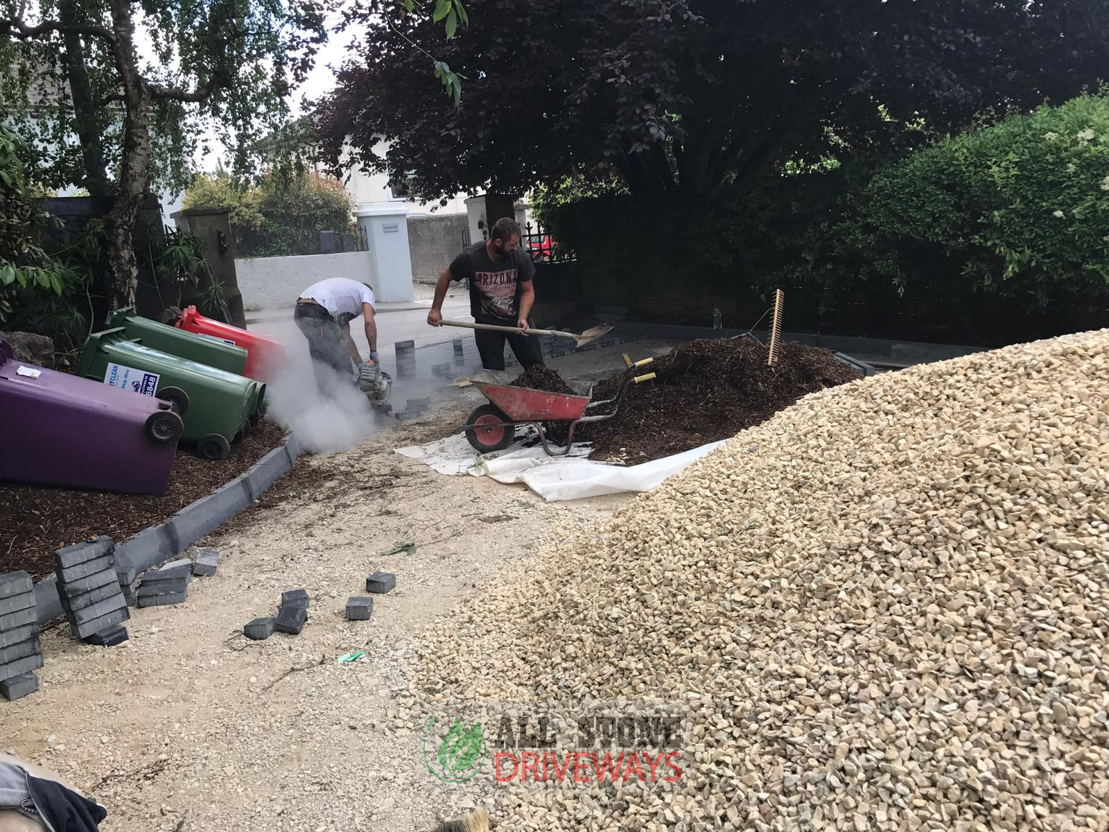 Gravel Driveway Installation In Cork City All Stone Driveways