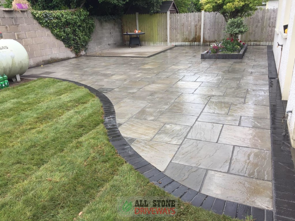 Patio Slabbing Cork