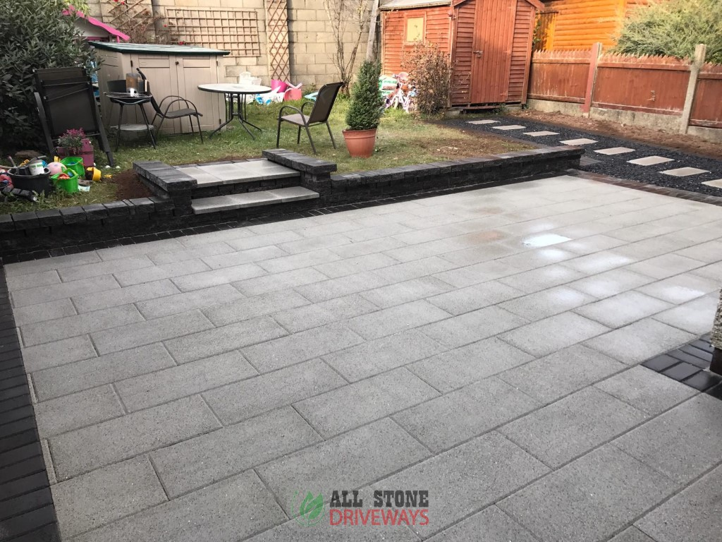 New Patio Builds in Cork