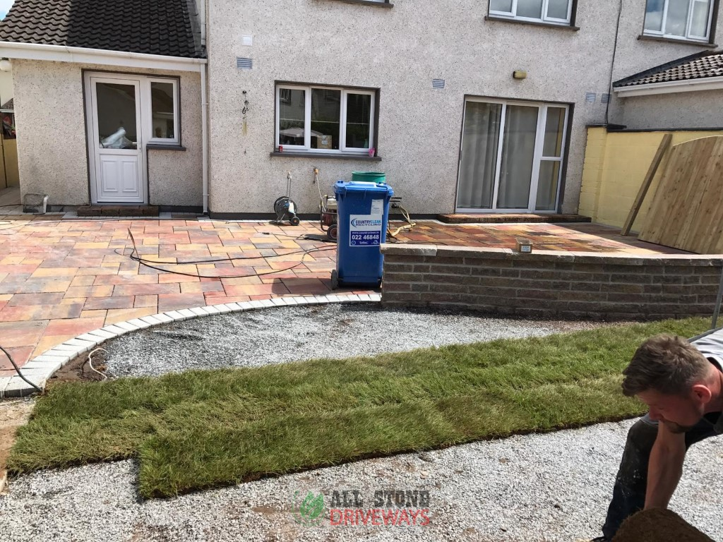 Patio Work in Cork