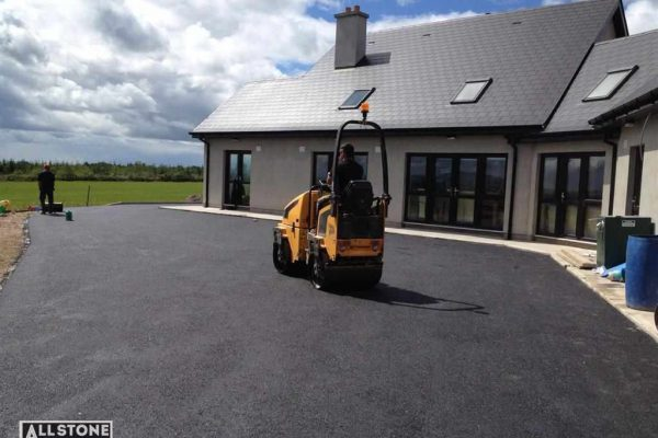 New Asphalt Driveway Installation in County Cork